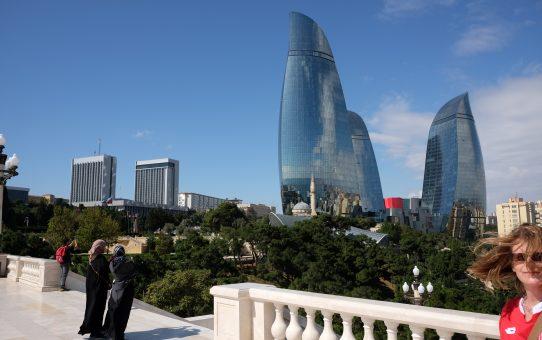 Europakapp in Aserbaidschan